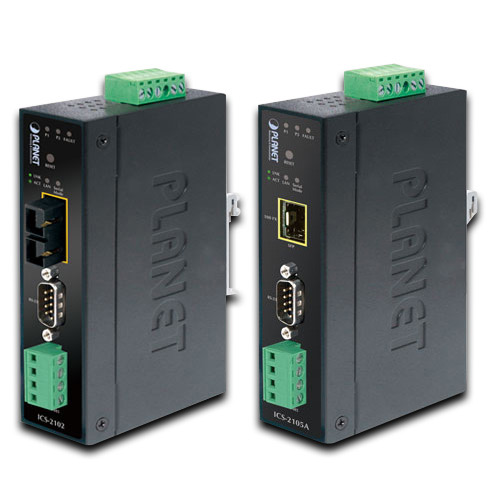 Industrial RS - Ethernet