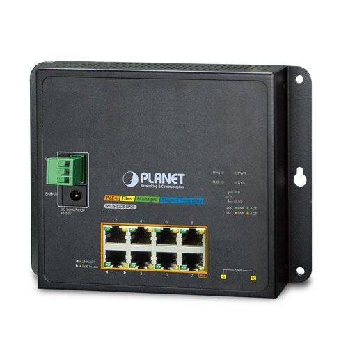 Industrial Flat Type Ethernet Planet Product