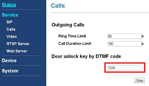 HDP-1100PT] How to Unlock via DTMF Code with HDP-1100PT? - FAQ