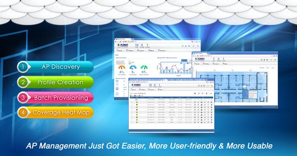 Smart AP Control (SAPC) - Wireless Management Software