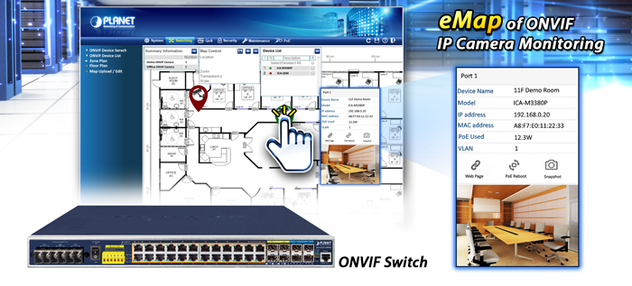 IGS-6325-24P4X - Rack-mount L3 Ring Managed Gigabit PoE Switch
